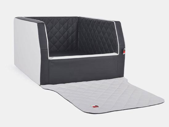 Auto Hundekorb Travelmat Duo Plus