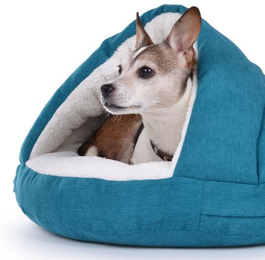 Comfort-Hundehoehle-Shell