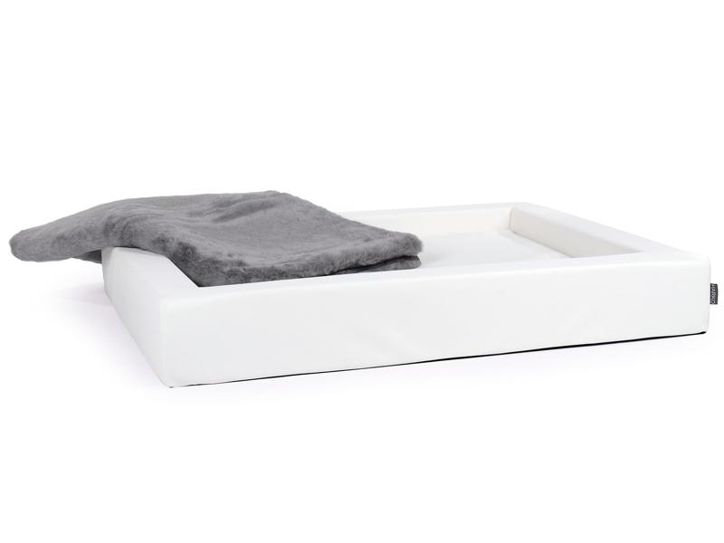 modernes kunstleder hundebett. Black Bedroom Furniture Sets. Home Design Ideas