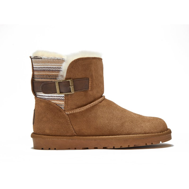 Winter Fellboots im trendigen Design