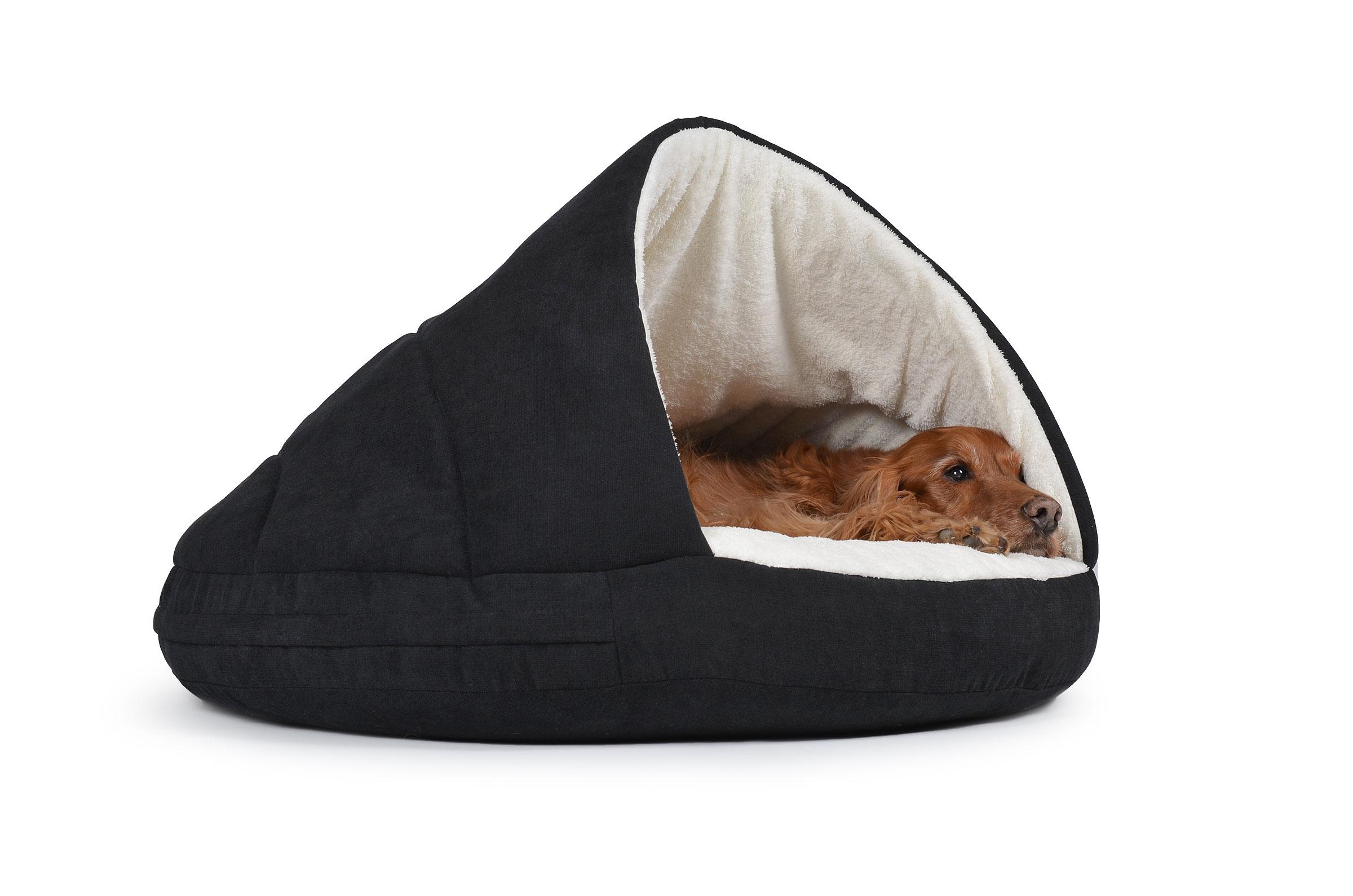 Schöne Hundebetten comfort hundehöhle shell schöne große hundehöhle
