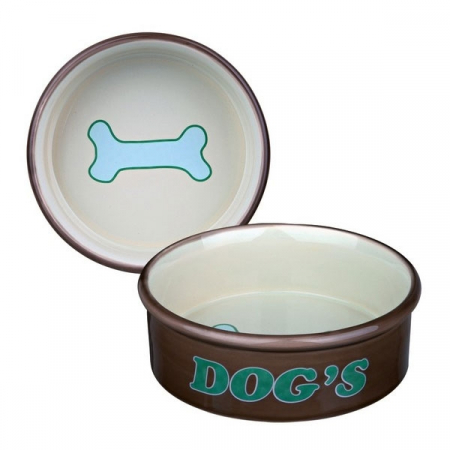 Trixie Eat On Feet Napf-Set DOGs 2 x 0,5 l